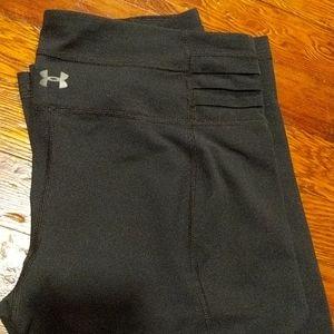 Under armor bootcut yoga pants